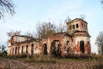 Усадьба Дунин-Борковских в Новой Романовке