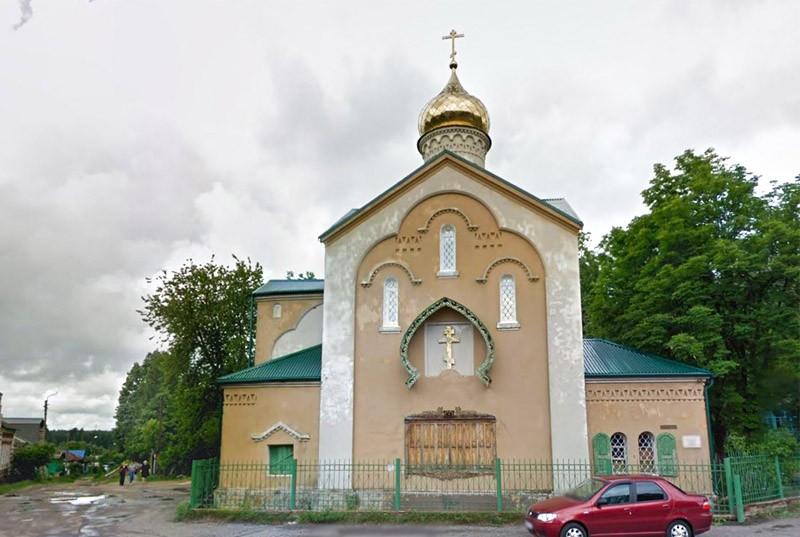 Никольская церковь в Клинцах