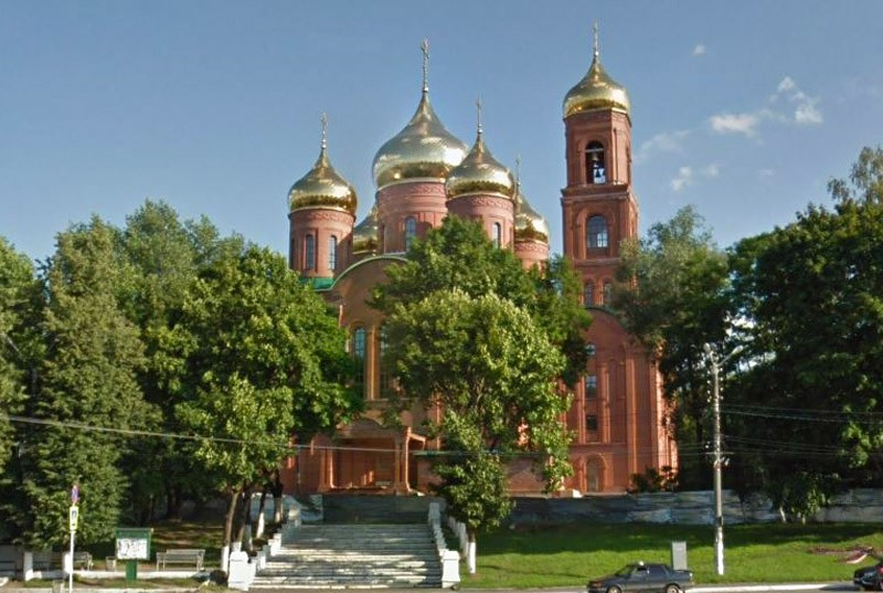 Богоявленский кафедральный собор Клинцы