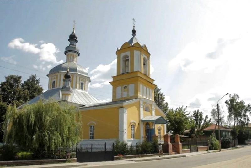 Церковь Богоявления Господня Стародуб