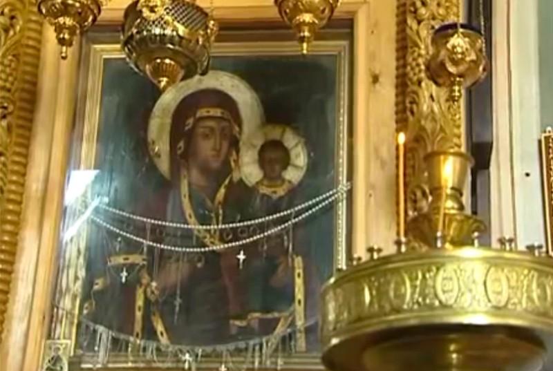 мглинская икона Божией Матери Одигитрия