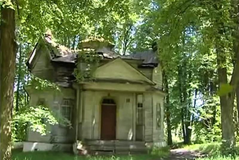 Церковь святого Николая Чудотворца в селе Луговец