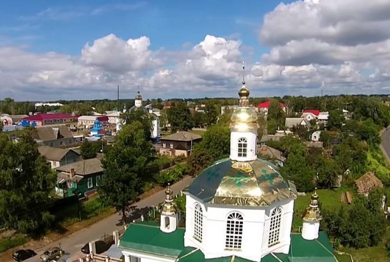 Храм Николая Чудотворца Стародуб