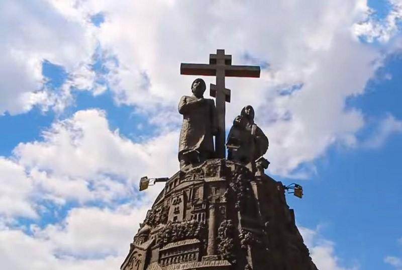 Памятник семье основателя города Клинцы