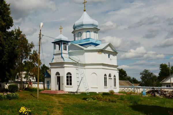 Церковь Анны праведной Зачатия Погар