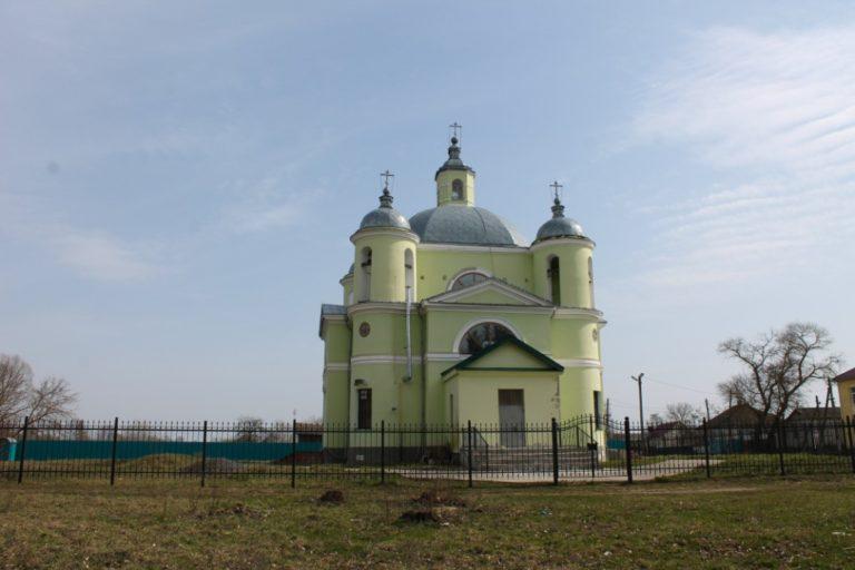 Троицкая церковь в Гринёво