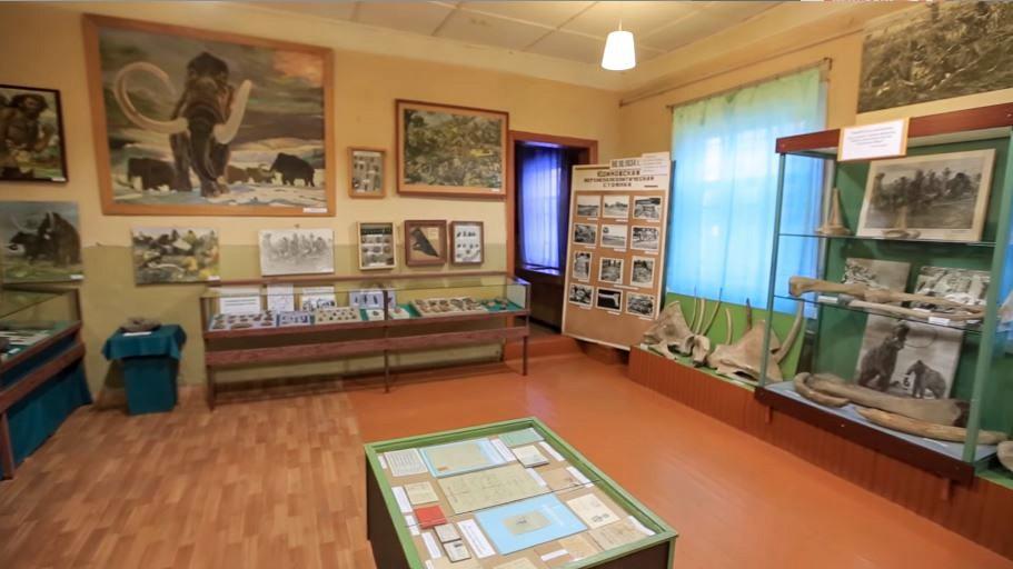 Краеведческий музей Юдиново