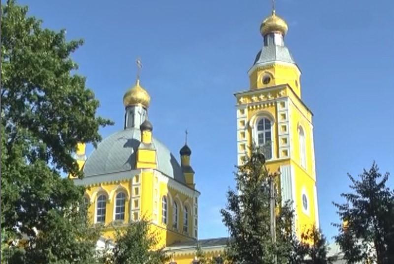 Петропавловский собор Клинцы