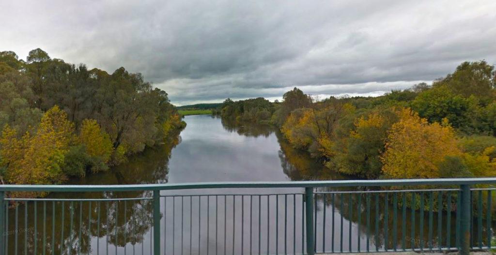 Река Судость в Погаре