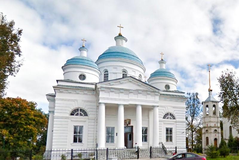 Мглин Успенский собор