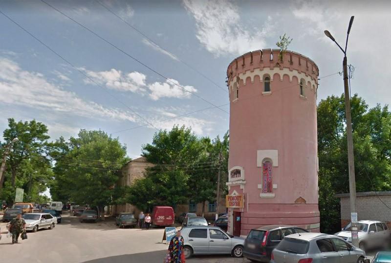 Водонапорная башня Клинцы
