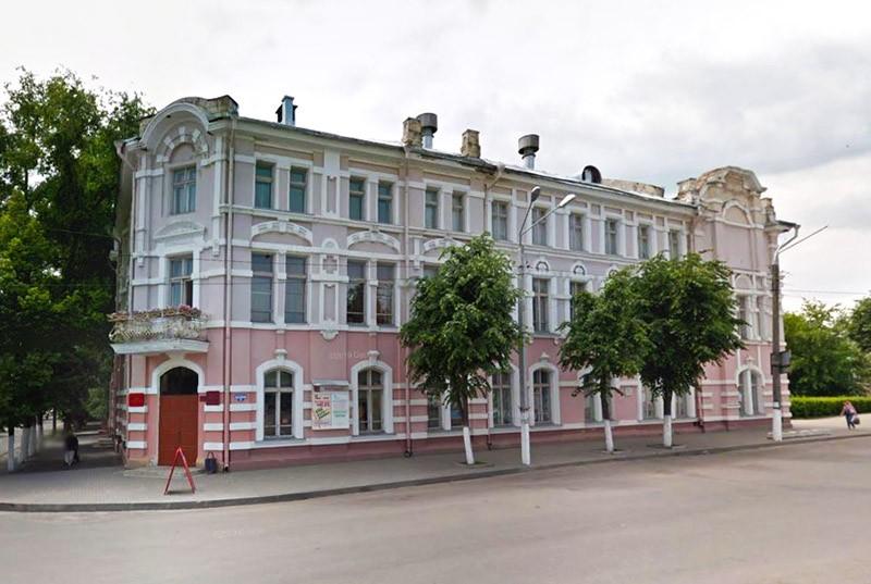 Здание купеческого собрания Клинцы