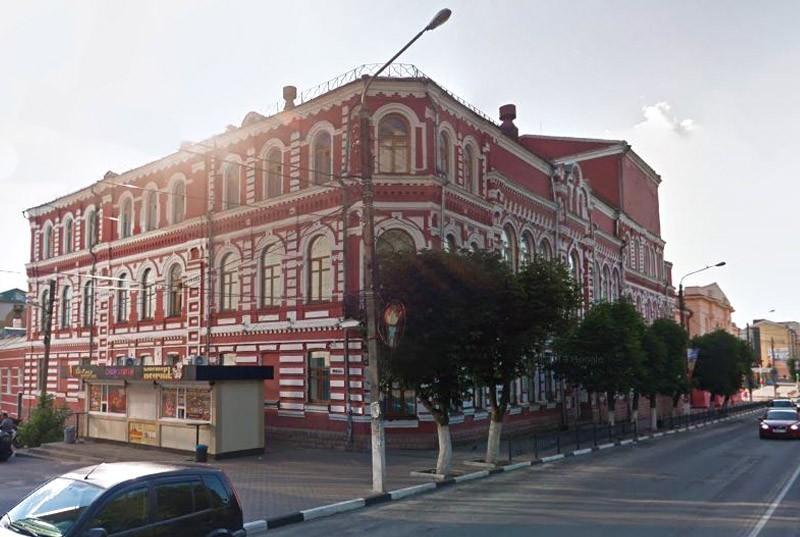 Здание общественного собрания Клинцы