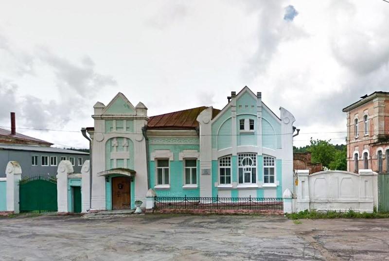 Дом Г. Сапожкова Клинцы