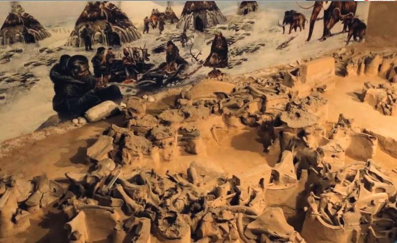 Музей Палеолит в Юдиново