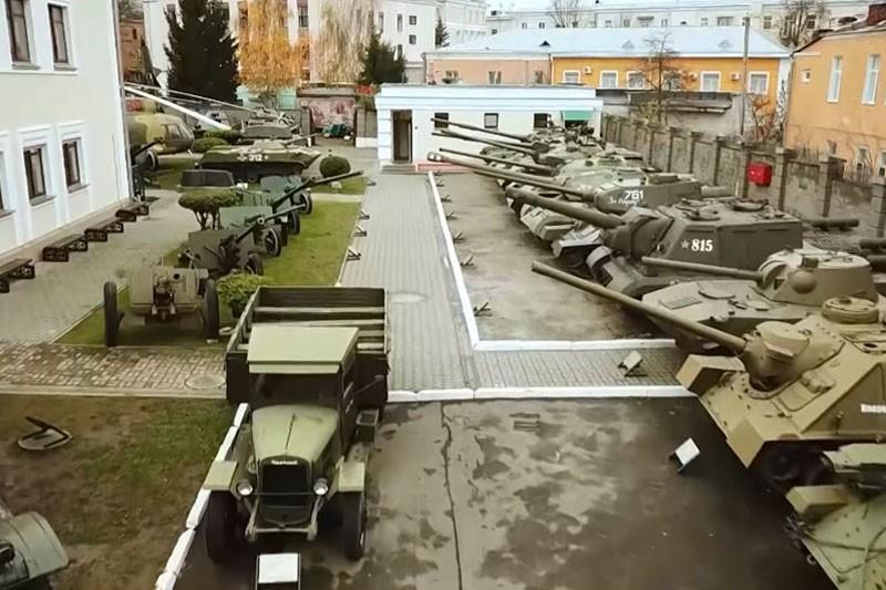 Гомельский областной музей славы
