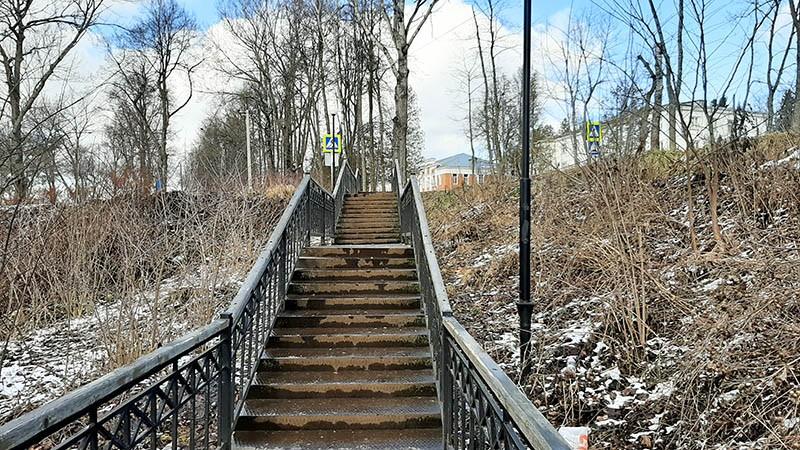 Кокино лестница