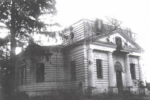 церковь Покрова Пресвятой Богородицы в Кокино