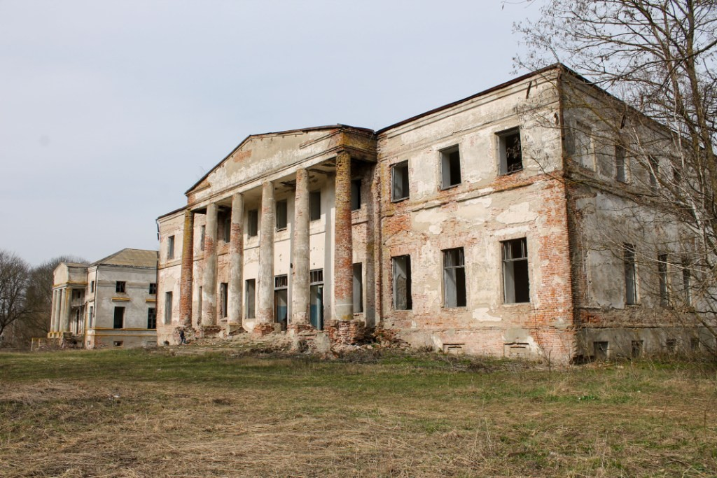Усадьба Безбородко И.А. в Гринёво