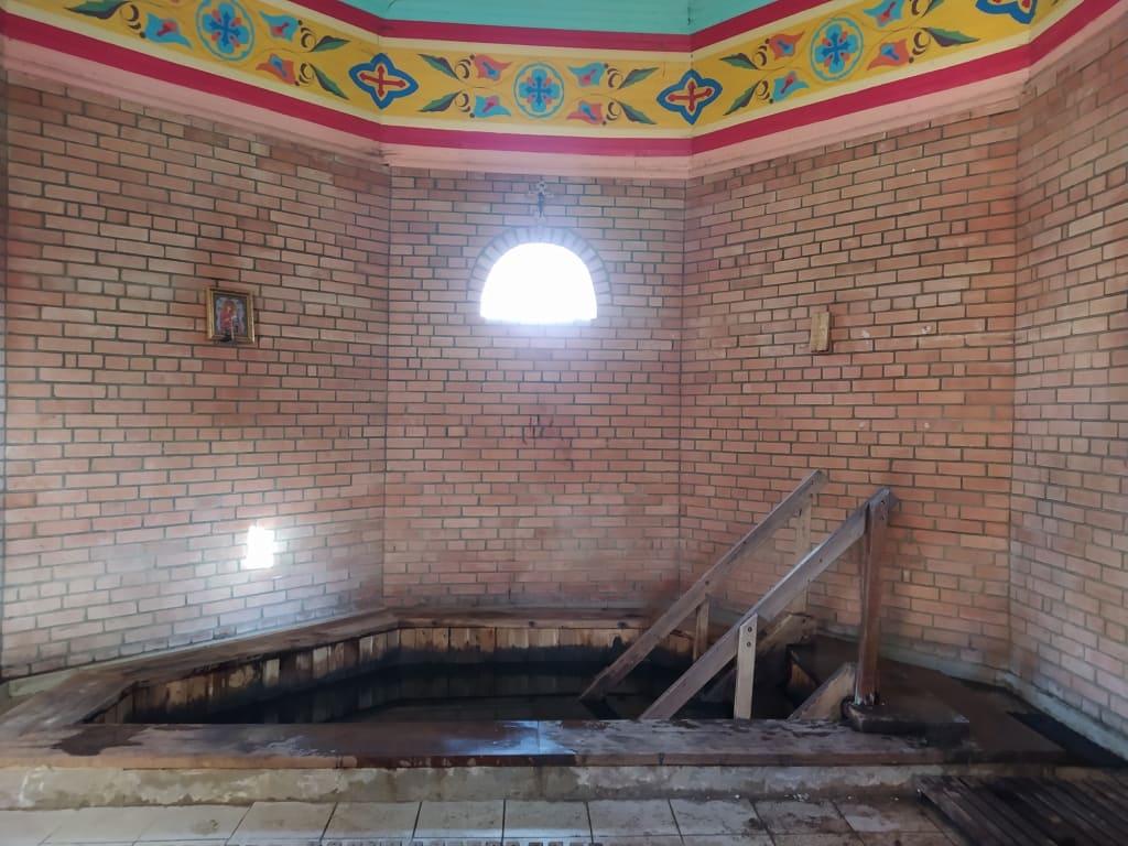 Купель Свенский монастырь