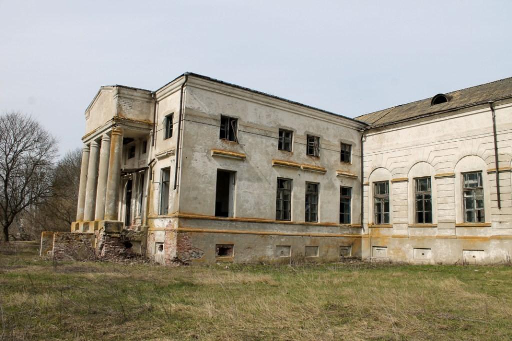 Усадьба графа Безбородко в селе Гринёво