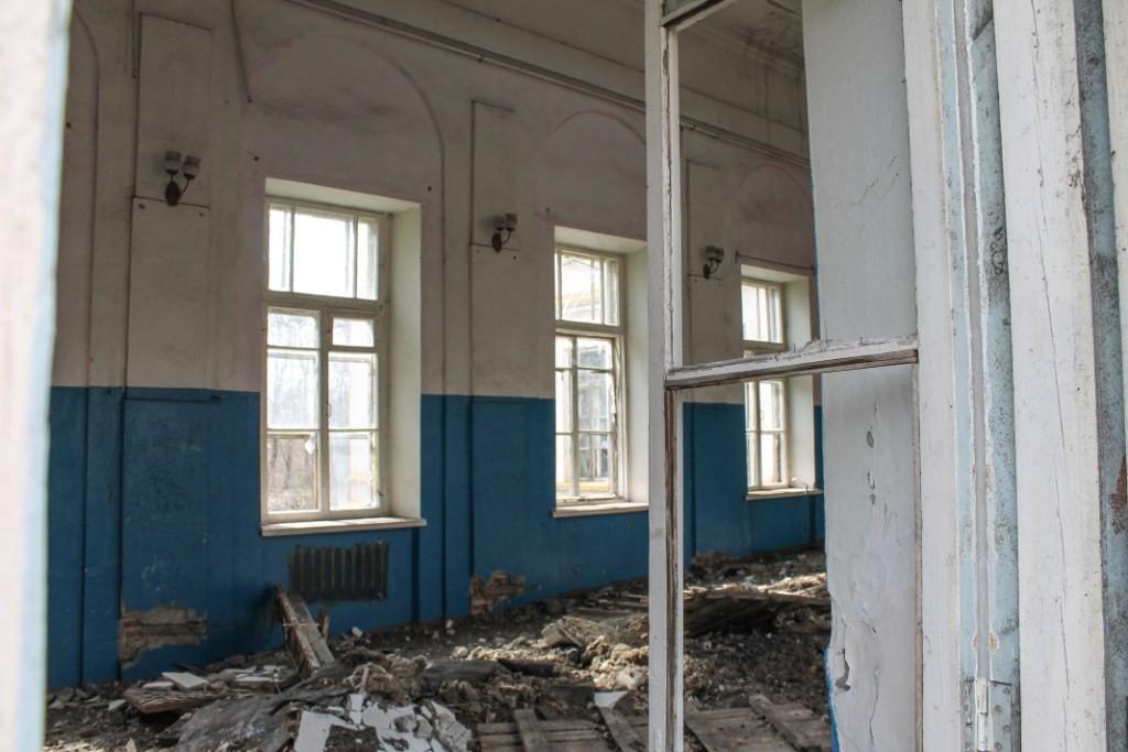 Усадьба Безбородко Гринево