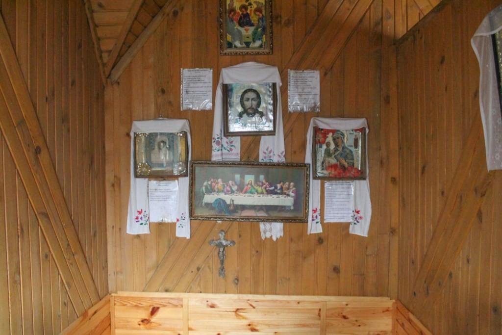 святой источник иконы Божией Матери Неупиваемая Чаша поселок Любохна