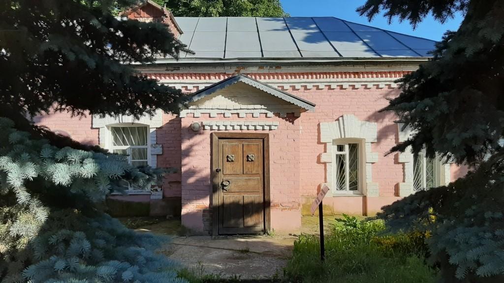 Краеведческий музей Овстуг