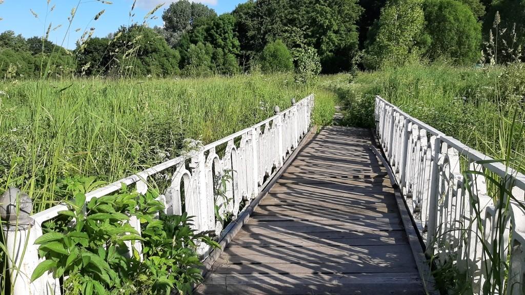 Мост в Овстуге