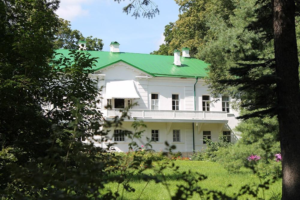 Музей Толстого Ясная Поляна