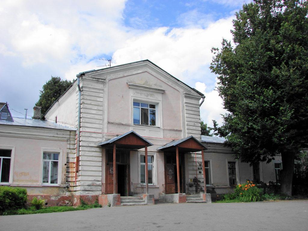 улица Покровская горя дом 3