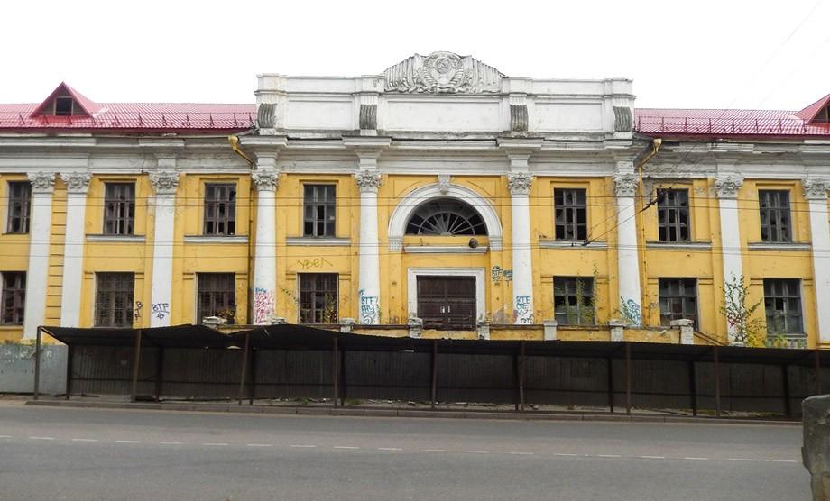 Брянский арсенал литейный дом