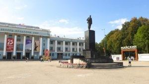 ДК БМЗ площадь