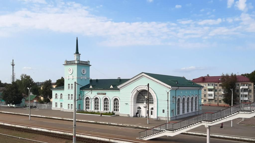Станция Орджоникидзеград