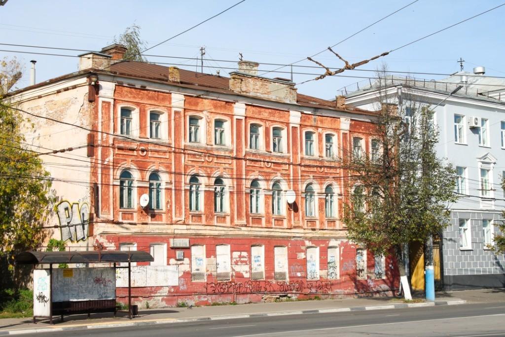 Доходный дом купца Климова