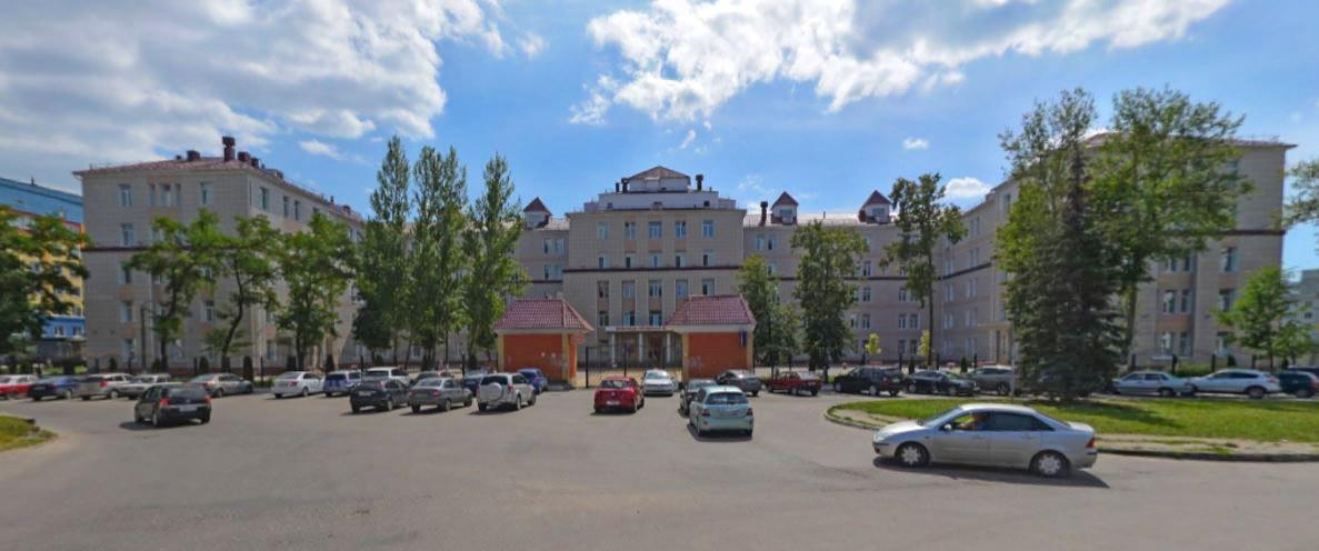 Брянская городская больница № 1